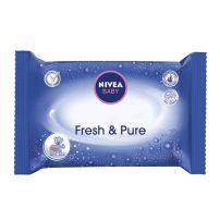 NIVEA BABY Fresh & Pure vlažne maramice 63 komada