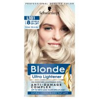 Blonde L101 posvjetljivač srebrno-plava farba za kosu