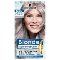 Blonde 10-29 platinasto-plava farba za kosu