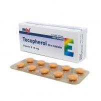 Tocopherol film tablete 30 komada