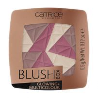Catrice Blush Box Glowing+Multicolour Rumenilo 030