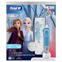 Oral B Frozen kutija (dečja električna četkica + putna kutijica )