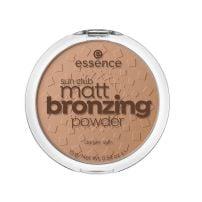 Essence Sun Club Matt bronzing powder 02 bronzer