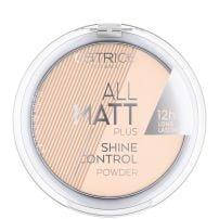 Catrice All matt + shine Control kompaktni puder 010