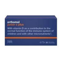 Orthomol junior C + 30 doza orange