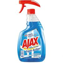 Ajax Blue Fresh Triple Action za staklo trigger 750ml