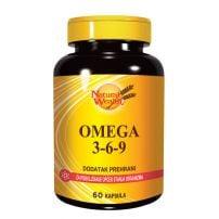 Natural Wealth Omega 369. 60 kapsula