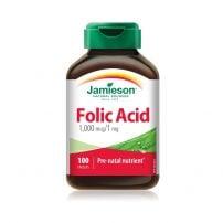 Jamieson Folic Acid 200 tableta