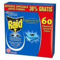 Raid Duopak tablete protiv komaraca 60 komada