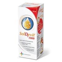 SolD3evit® 1000 vitamin D3 sa dozirnom pumpom