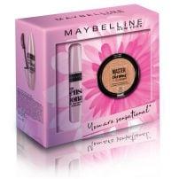 Maybelline New York Poklon set (Lash Sensational maskara + Master Chrome hajlajter)