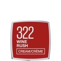 Maybelline New York Color Sensational ruž 322 Wine Rush
