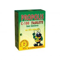 Eko Farm Propolis C 100 bez šećera tablete