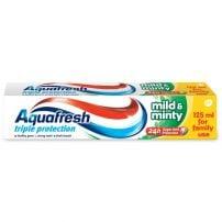 Aquafresh TP Mild & Minty 125ml A&B GF