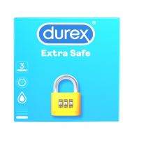 Durex Extra Safe kondomi 3 komada