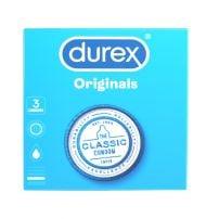 Durex Classic kondomi 3 komada