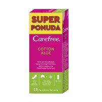 Carefree dnevni ulošci cotton fresh 20kom + 1gratis