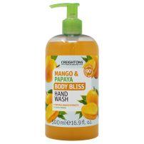 Creightons tečni sapun mango & papaja 500ml