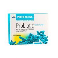 Pro-B-active probiotik za odrasle bulardi 10 kapsula
