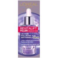 L'Oreal Paris Revitalift Filler Hyaluron serum za lice 30 ml