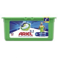 Ariel Plus Active kapsule za pranje veša 25 komada