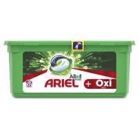 Ariel Plus Oxi kapsule za pranje veša 25 komada
