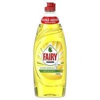 Fairy Extra + Citrus deterdžent za pranje posudja 650ml