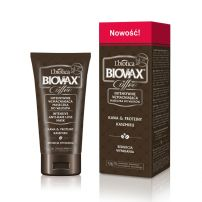 L'Biotica Biovax Coffee & Cashmere Proteins maska za kosu 150 ml