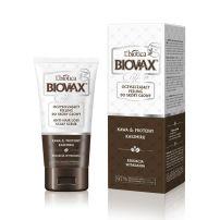 L'biotica Biovax Coffe & Cashmere Proteins piling za kosu 125 ml