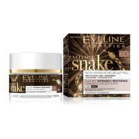 Eveline Exclusive Snake dnevna i noćna krema 60+ 50ml