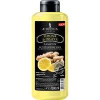 Afrodita lemon&ginger šampon za kosu 1L