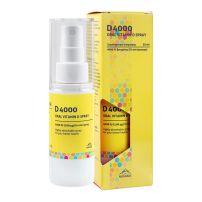 NordAid vitamin D3 4000, sprej, 30ml