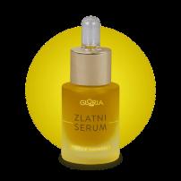 Smilje Zlatni serum za lice 15ml