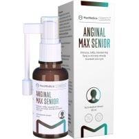 MaxMedica Anginal Max Senior sprej 30ml