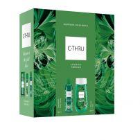 C-Thru Luminous Emerald set (Deo 150ml + gel 250ml)
