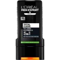 L'Oreal Paris Men Expert Total Clean gel za tuširanje 300 ml