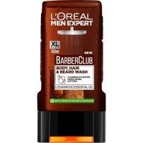 L'Oreal Paris Men Expert Barber Club gel za tuširanje 300 ml