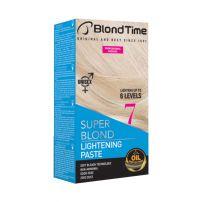 Blond Time pasta za posvetljivanje kose 7