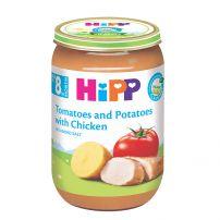 Hipp BIO kašica Krompir i paradajz sa piletinom 220g