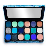 Revolution Makeup Paleta senki i pigmenata Eyeshadow Palette Forever Flawless Ice 19,8g