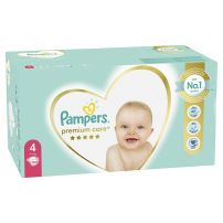Pampers Premium Pelene za bebe Mega Box 4 Maxi 104 komada