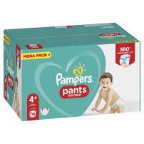 Pampers gaćice za bebe Mega Box 4+ MAXI+ 99 komada