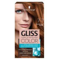 Gliss Color 7-7 Bakreno tamno plava farba za kosu