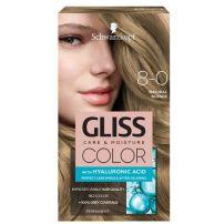 Gliss Color 8-0 prirodno plava farba za kosu