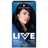 Live color 1.4 crna borovnica farba za kosu