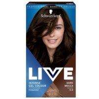 Live color 4.0 tamna kafa farba za kosu