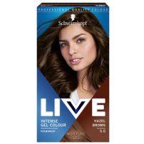 Live Color 5.0 Lešnik smeđa farba za kosu