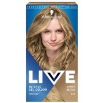 Live color 8.0 peščano plava farba za kosu