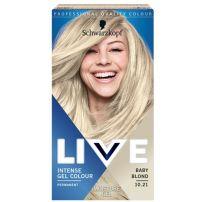 Live color 10.21 baby plava farba za kosu