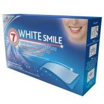 White Smile trakice za izbeljivanje zuba nova formula 14 komada